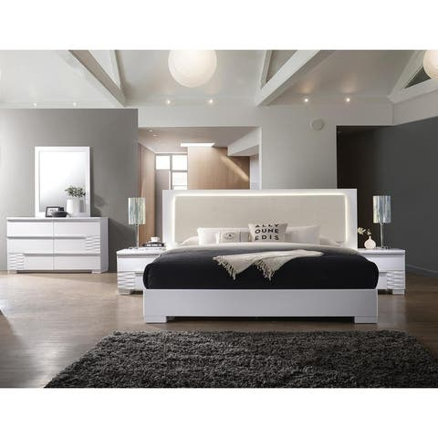 Buy 5 Piece Bedroom Sets Online at Overstock | Our Best Bedroom ...