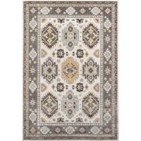 Momeni Dakota Amara Beige Indoor/Outdoor Rug - 2' x 3'
