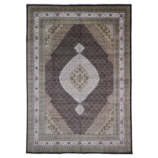 Shop Finerugcollection Hand Made Very Fine Mahi Tabriz