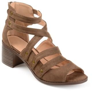 ff9f0c7dec9 Buy Brown Women s Sandals Online at Overstock