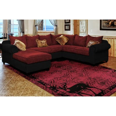 Red Animal Area Rugs Online At