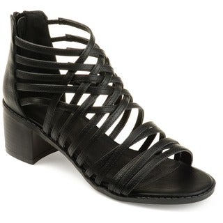 be7a831173a Buy Heeled Women s Sandals Online at Overstock