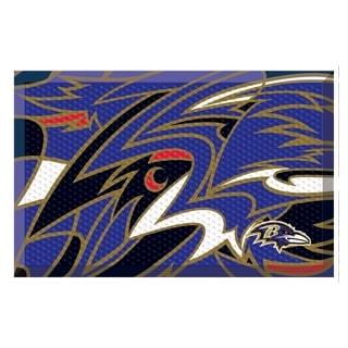 "NFL - Baltimore Ravens Scraper Mat 19""x30"""