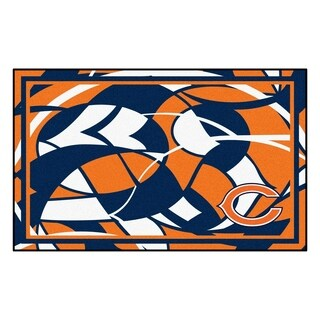 NFL - Chicago Bears 4'x6' Rug