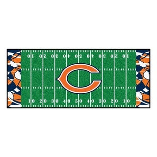"NFL - Chicago Bears Runner 30""x72"""