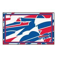 NFL - Buffalo Bills 4'x6' Rug