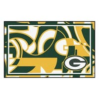 NFL - Green Bay Packers 4'x6' Rug