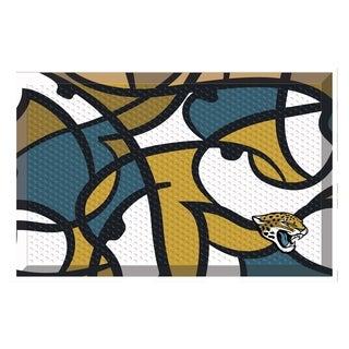 "NFL - Jacksonville Jaguars Scraper Mat 19""x30"""