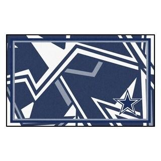 NFL - Dallas Cowboys 4'x6' Rug