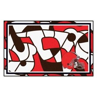 NFL - Cleveland Browns 4'x6' Rug