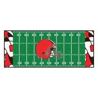 "NFL - Cleveland Browns Runner 30""x72"""