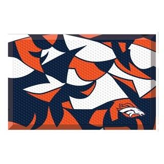 """NFL - Denver Broncos Scraper Mat 19""""x30"""""""
