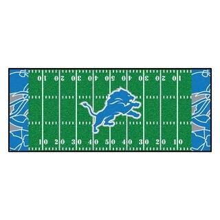 """NFL - Detroit Lions Runner 30""""x72"""""""