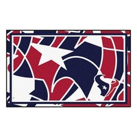 Shop Houston Texans NFL Ladies Ponytail Holder With Ribbon