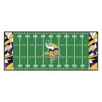 """NFL - Minnesota Vikings Runner 30""""x72"""""""
