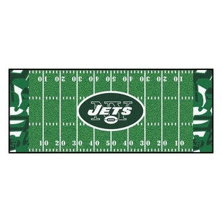 "NFL - New York Jets Runner 30""x72"""