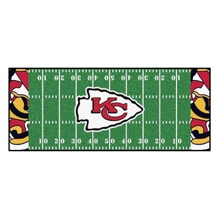 "NFL - Kansas City Chiefs Runner 30""x72"""