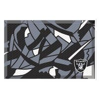 "NFL - Oakland Radiers Scraper Mat 19""x30"""