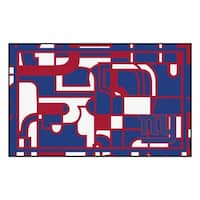 NFL - New York Giants 4'x6' Rug