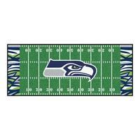 """NFL - Seattle Seahawks Runner 30""""x72"""""""
