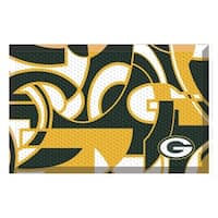 "NFL - Green Bay Packers Scraper Mat 19""x30"""