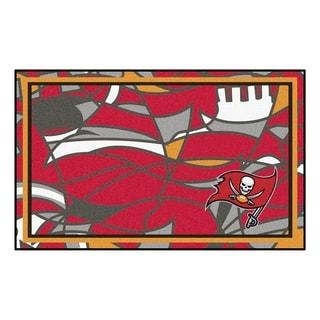NFL - Tampa Bay Buccaneers 4'x6' Rug