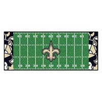 "NFL - New Orleans Saints Runner 30""x72"""