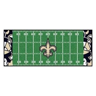 """NFL - New Orleans Saints Runner 30""""x72"""""""