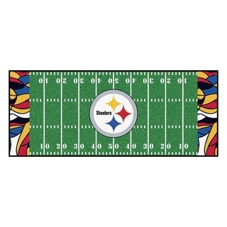 "NFL - Pittsburgh Steelers Runner 30""x72"""