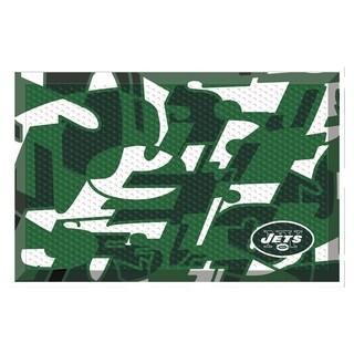 """NFL - New York Jets Scraper Mat 19""""x30"""""""