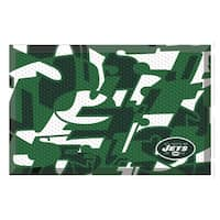 "NFL - New York Jets Scraper Mat 19""x30"""
