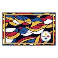NFL - Pittsburgh Steelers 4'x6' Rug