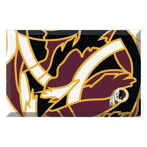 """NFL - Washington Redskins Scraper Mat 19""""x30"""""""