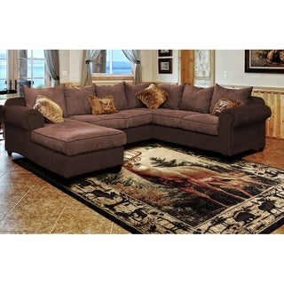 Westfield Home Hollyhock Glory Multi Accent Rug - 1'10 x 3'