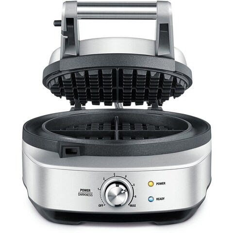Breville BWM520XL The No Mess 2-Slice Waffle Maker