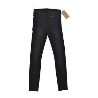 True Religion Black Stretch Denim