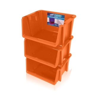 Stor-All Solutions Stackable Organizer Tray 3-Pack