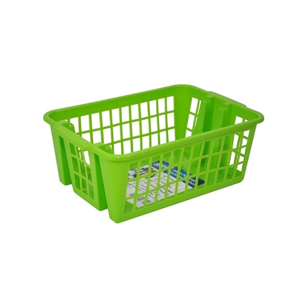 Stor All Solutions Medium Stackable Storage Basket  6 Pack