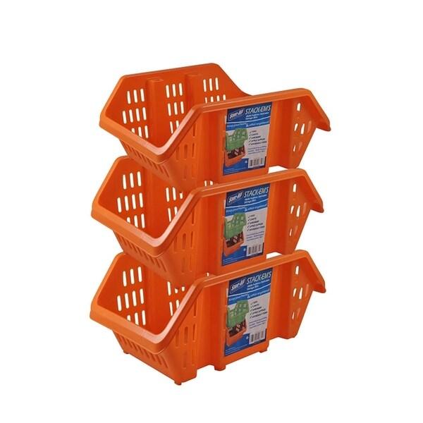 Shop Stor-All Solutions Stack-Em's-Stackable Storage Bins ...