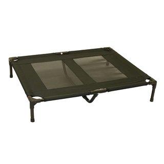ALEKO Basic Elevated Dog Cat Pet Bed Steel Frame Cot (Large)
