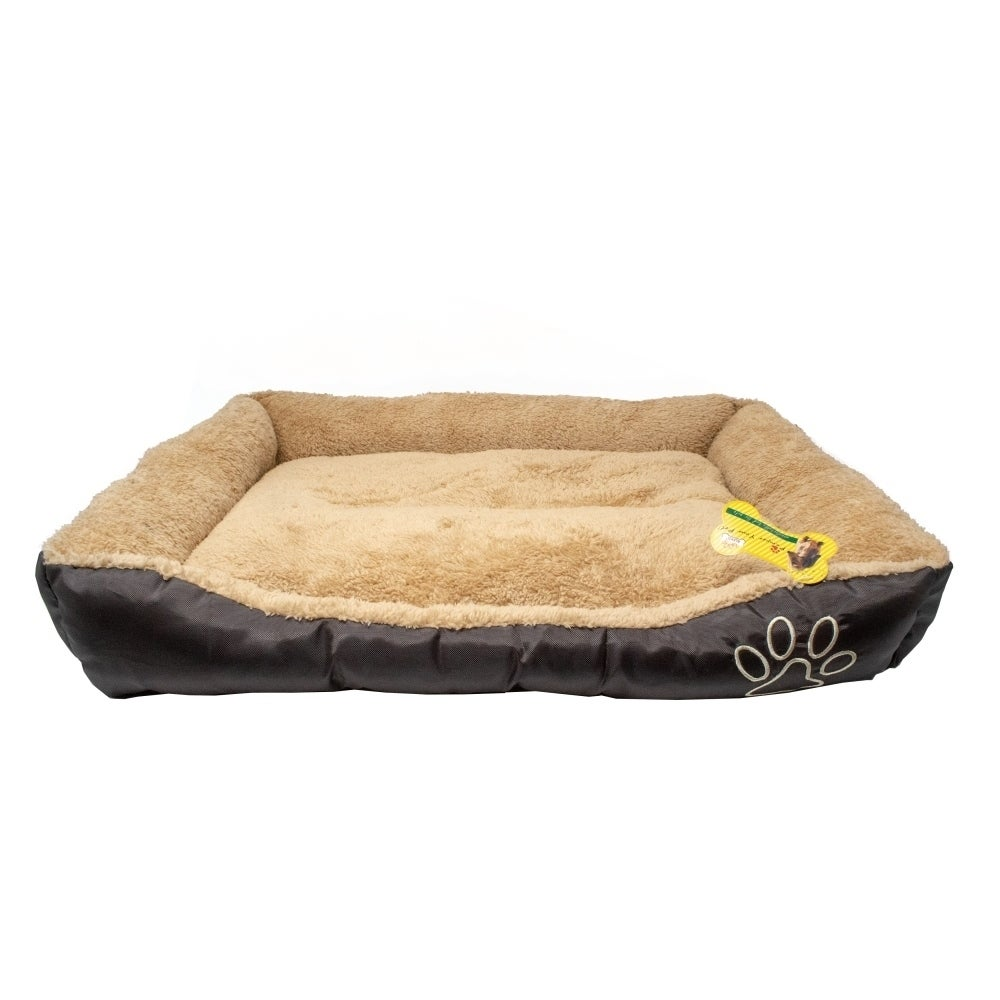 Aleko Soft Comfy Pet Mat & Bed Cushion for Dogs and Cats ...