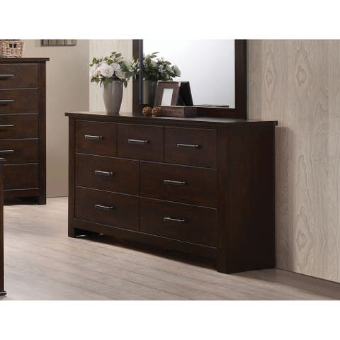 ACME Panang Dresser in Mahogany