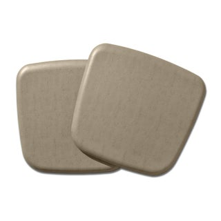 Complete Comfort Supportive Non Slip 16-inch Seat Cushion (Set of 2)