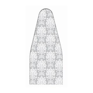 Laura Ashley Printed Ironing Board Cover Tatton Grey
