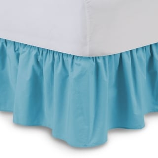 Harmony Lane Ruffled 14-inch Drop Bed Skirt