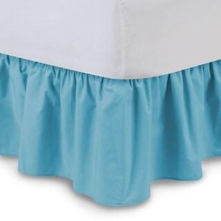 Harmony Lane Ruffled 14-inch Drop Bed Skirt