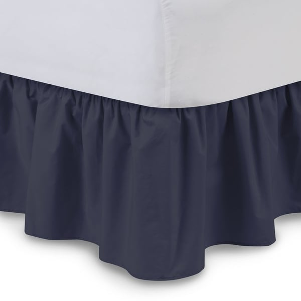 Harmony Lane Ruffled 21-inch Drop Bed Skirt