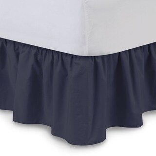 Harmony Lane Ruffled 21-inch Drop Bed Skirt