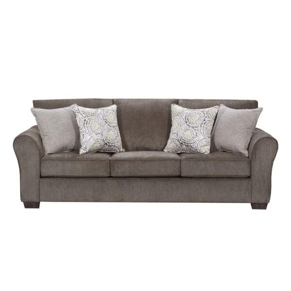 Simmons Upholstery Harlow Ash Sofa