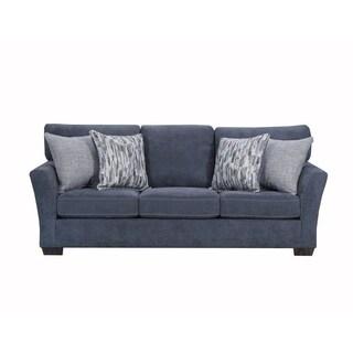 Simmons Upholstery Pacific Steel Queen Sleeper